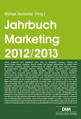Jahrbuch Marketing 2012/2013